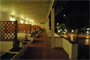 hotel zilema by night